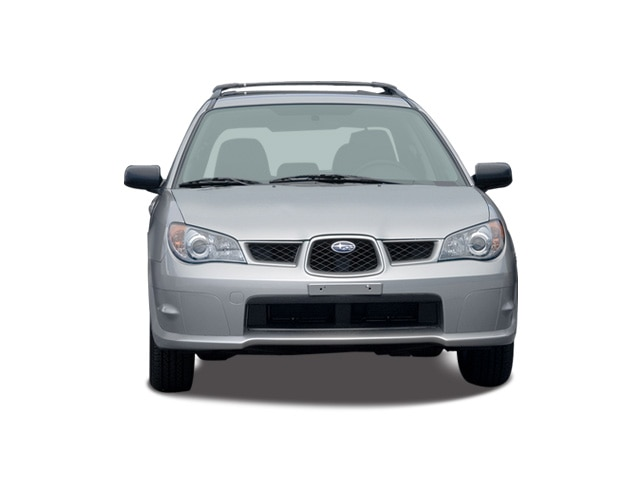 2006 Subaru Impreza Reviews and Rating Motortrend