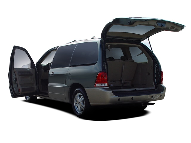 2007 Ford Freestar Reviews and Rating Motortrend