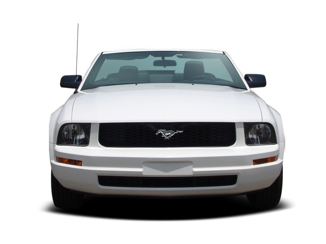 2007 Ford Mustang Reviews and Rating Motortrend
