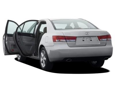 2007 Hyundai Sonata Reviews and Rating   Motor Trend