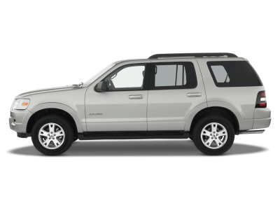 2008 Ford Explorer Reviews and Rating | Motor Trend