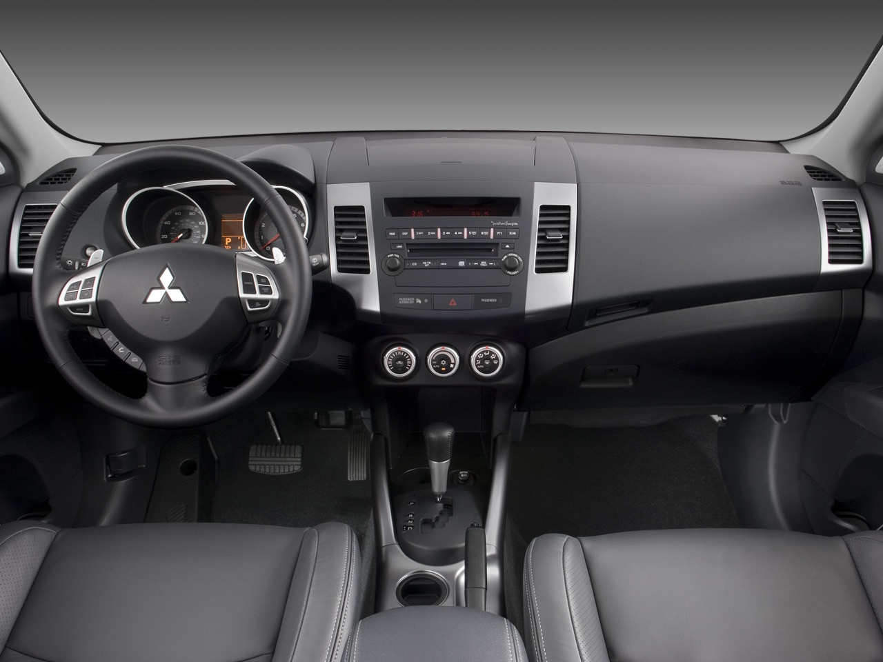 Interieur Mitsubishi Outlander 2008 Mitsubishi Outlander Reviews And Rating Motortrend