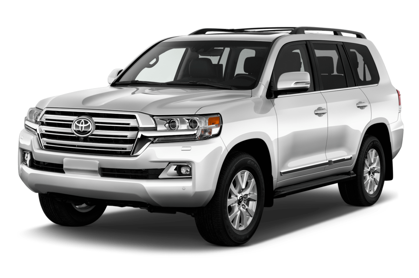 7 2016 toyota land cruiser
