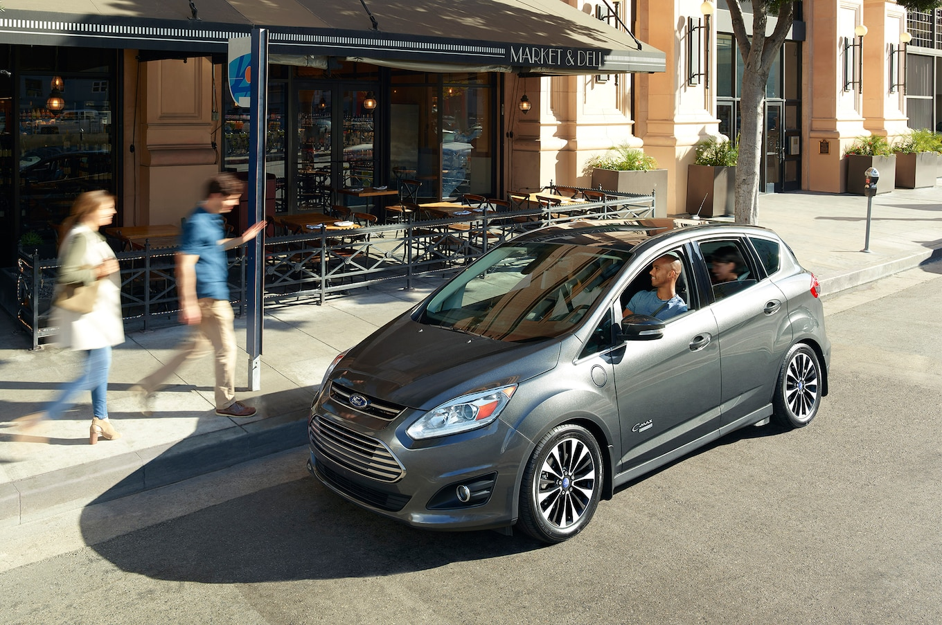 Ford C Max 2017 2017 Ford C Max Reviews And Rating Motor Trend