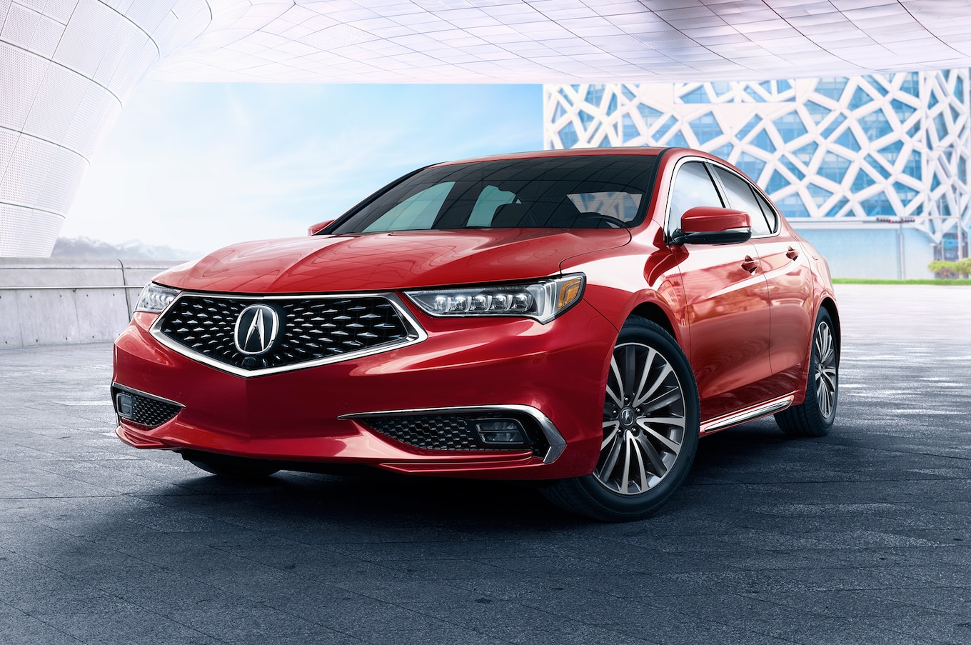 Suv Wallpapers Hd 2018 Acura Tlx Reviews And Rating Motor Trend