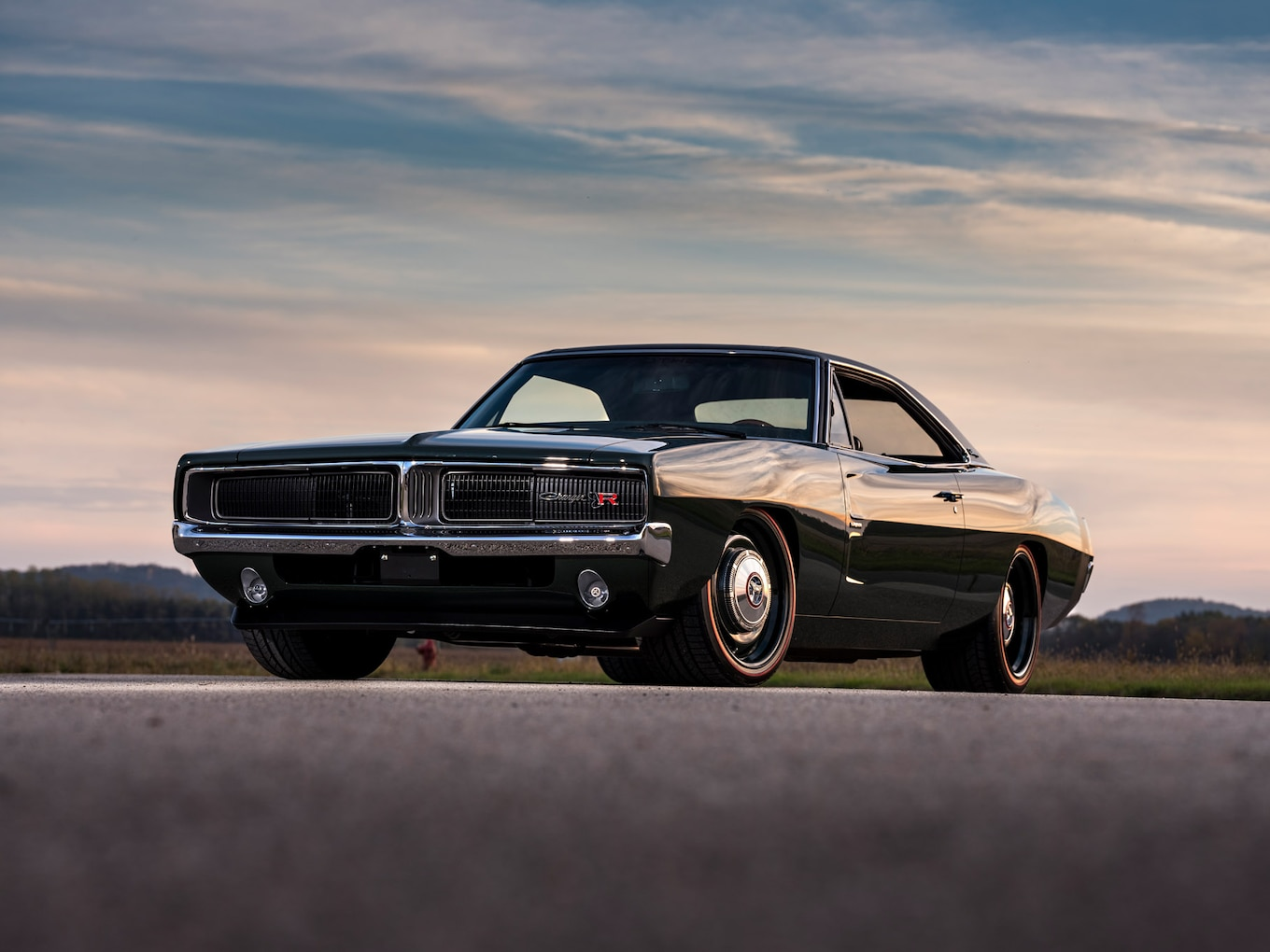 American Muscle Car Mobile Wallpaper Hd Ringbrothers 1969 Dodge Charger Is All About Subtlety