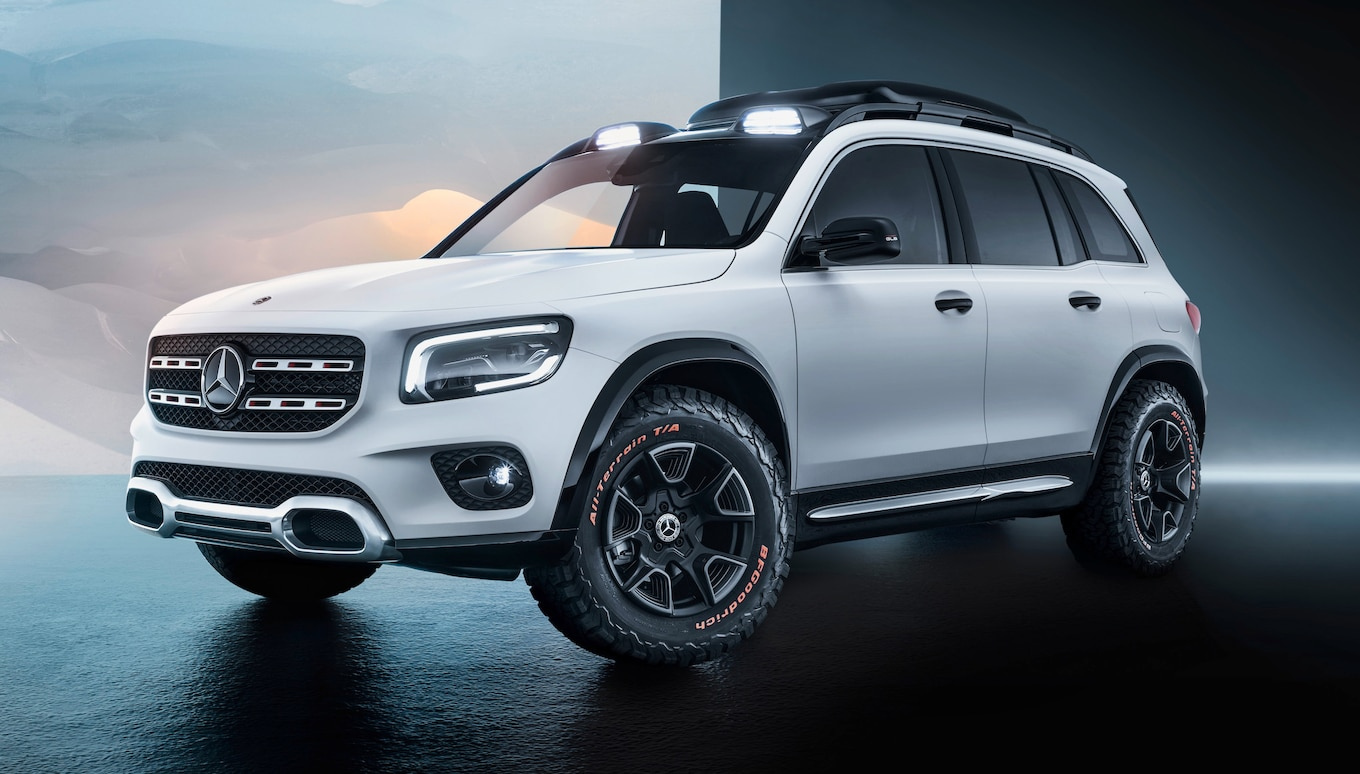 Mercedes Garage Near Me 2021 Mercedes Benz Glb Class Reviews And Rating Motortrend