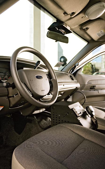 police car comparison 2007 dodge charger vs 2007 chevrolet impala vs 2007 ford crown
