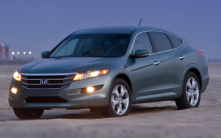 First Test 2010 Honda Accord Crosstour - MotorTrend