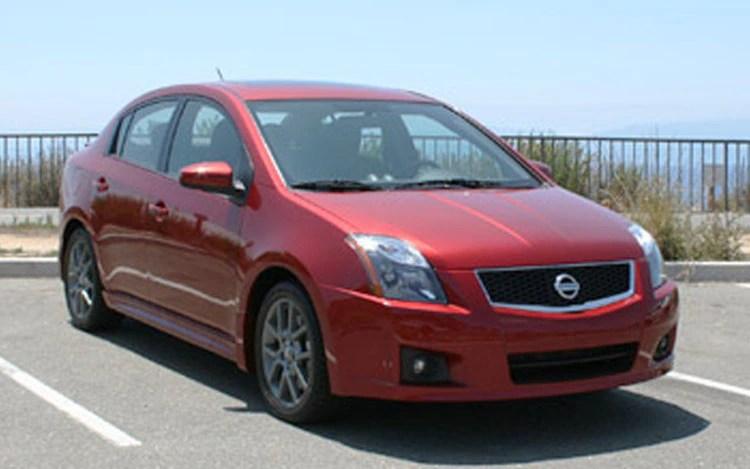First Drive 2010 Nissan Sentra SE-R Spec V - MotorTrend