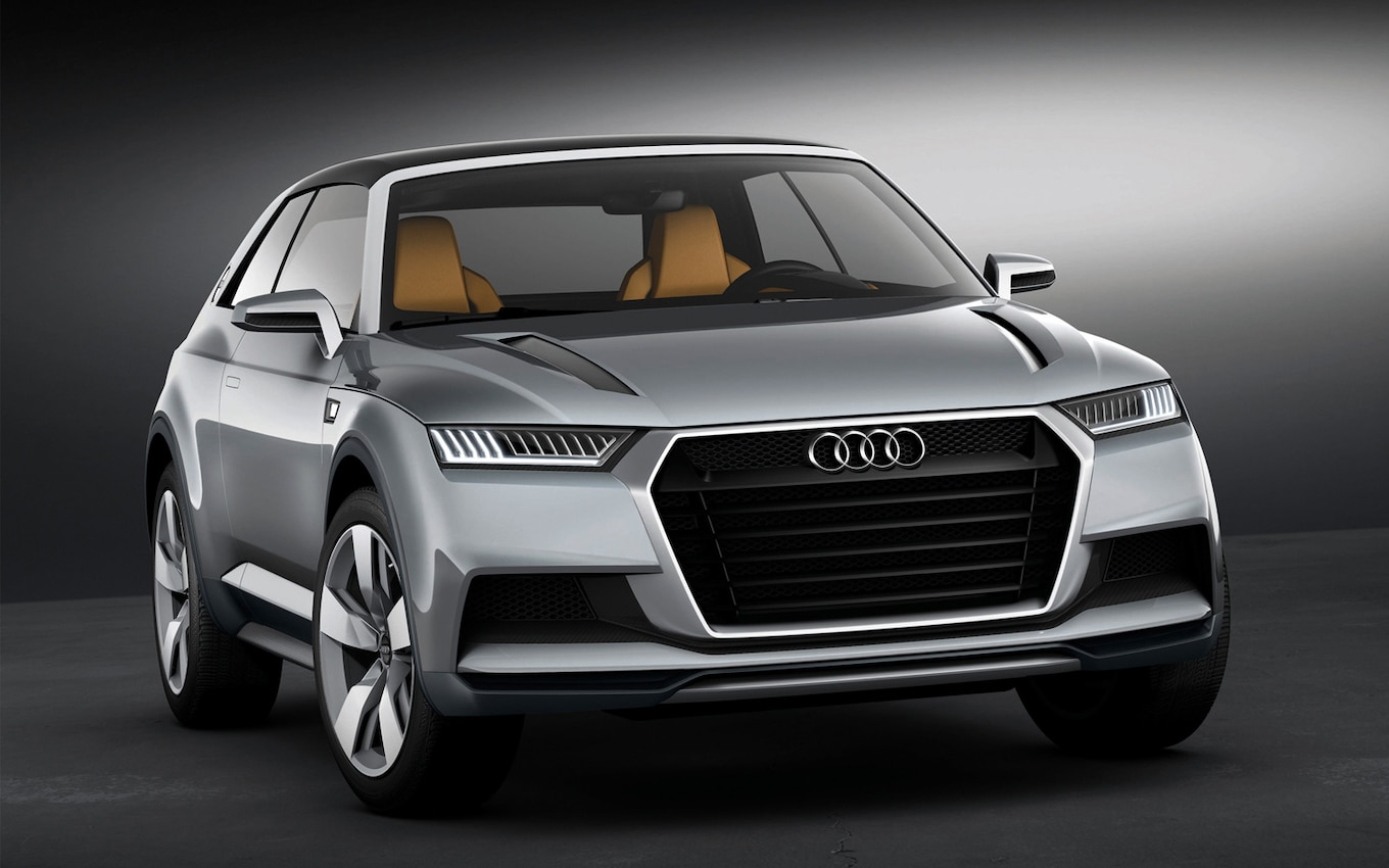 Garage Audi Nantes Audi Q2 Confirmed For Launch In 2016 Motortrend