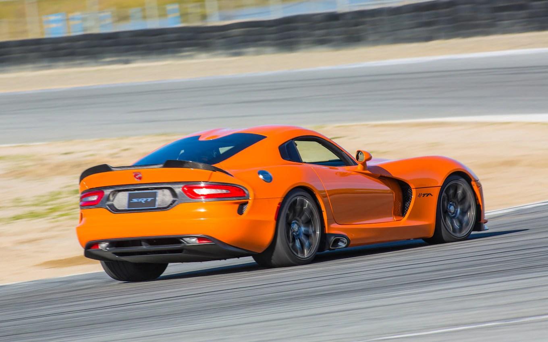 Mazda Race Car Wallpaper 2014 Srt Viper Ta First Test Motor Trend