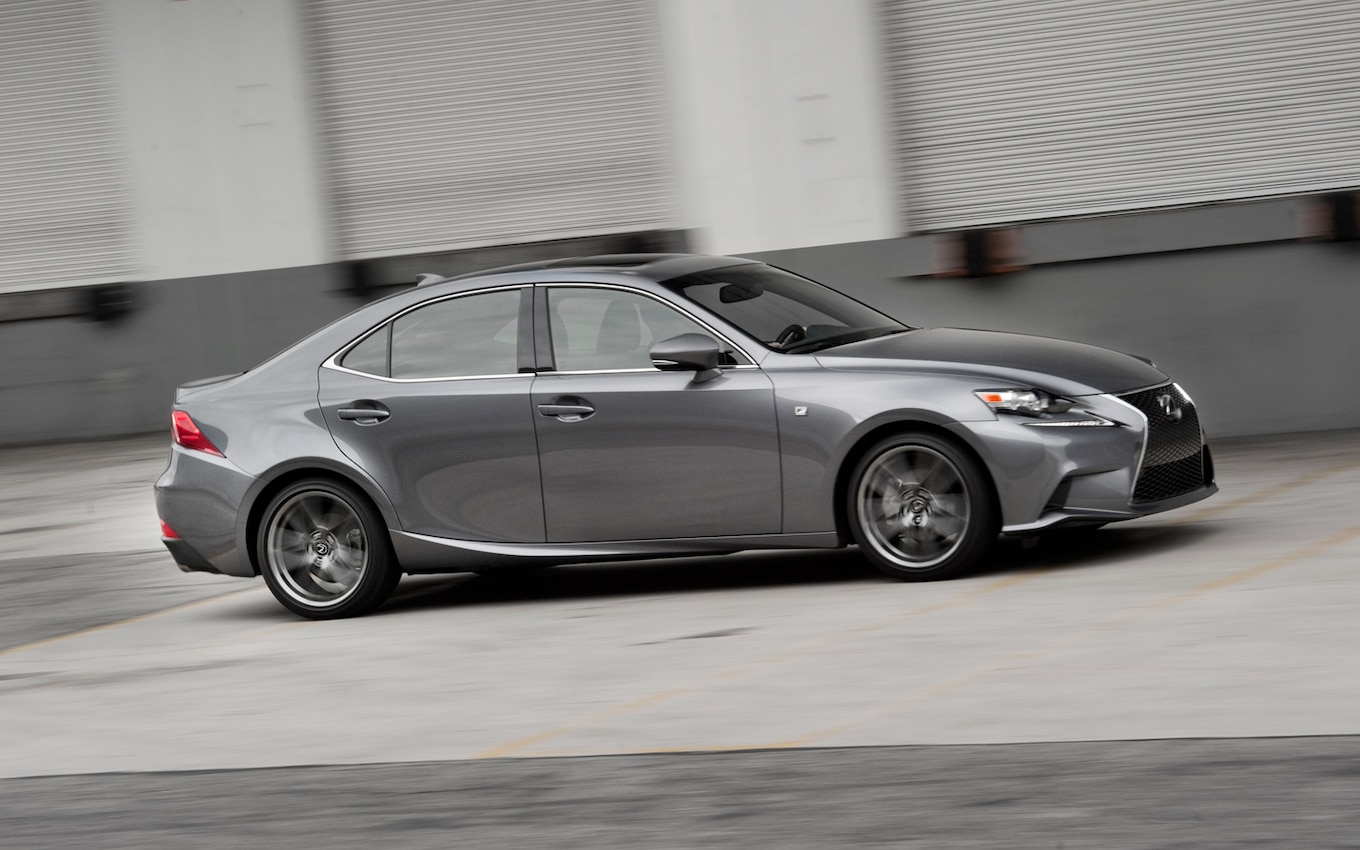 Lexus Is 250 Sport 2014 Lexus Is 250 F Sport First Test Motor Trend