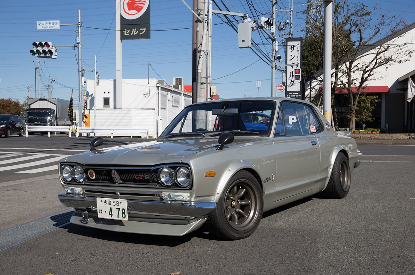 Tuner Car Wallpaper Hd 1971 Nissan Skyline 2000 Gt R First Drive Motor Trend