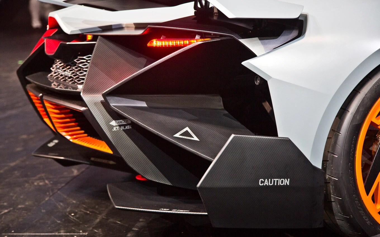 Gt Race Car Wallpaper Lamborghini Egoista Finds Its Home At The Museum