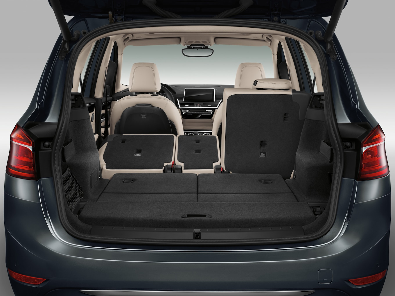 Bmw 2 Series Length Bmw 2 Series Gran Tourer Offers Up To Seven Seats In Europe