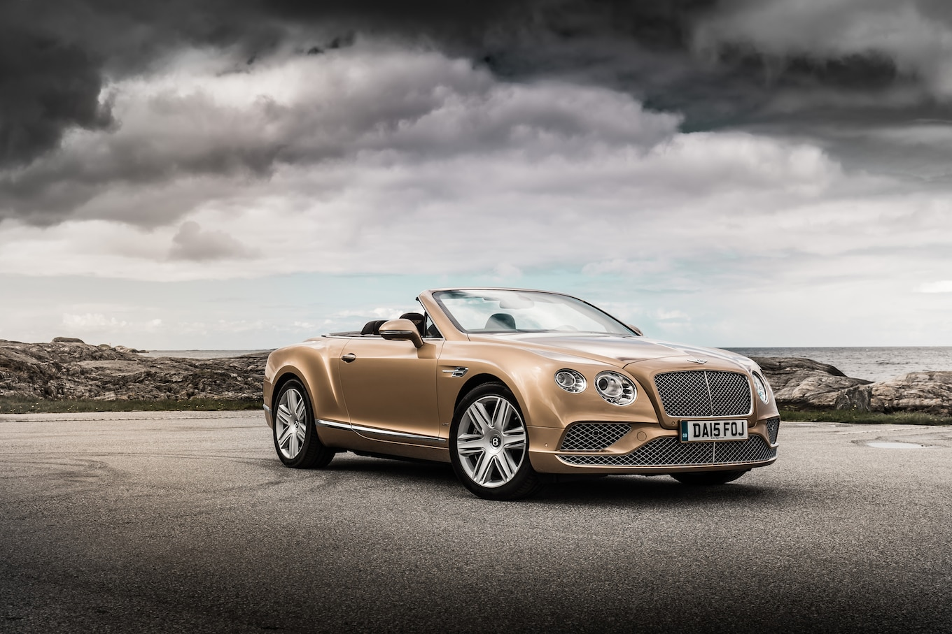 Off Road Cars Hd Wallpapers 2016 Bentley Continental Gt First Drive Review Motor Trend