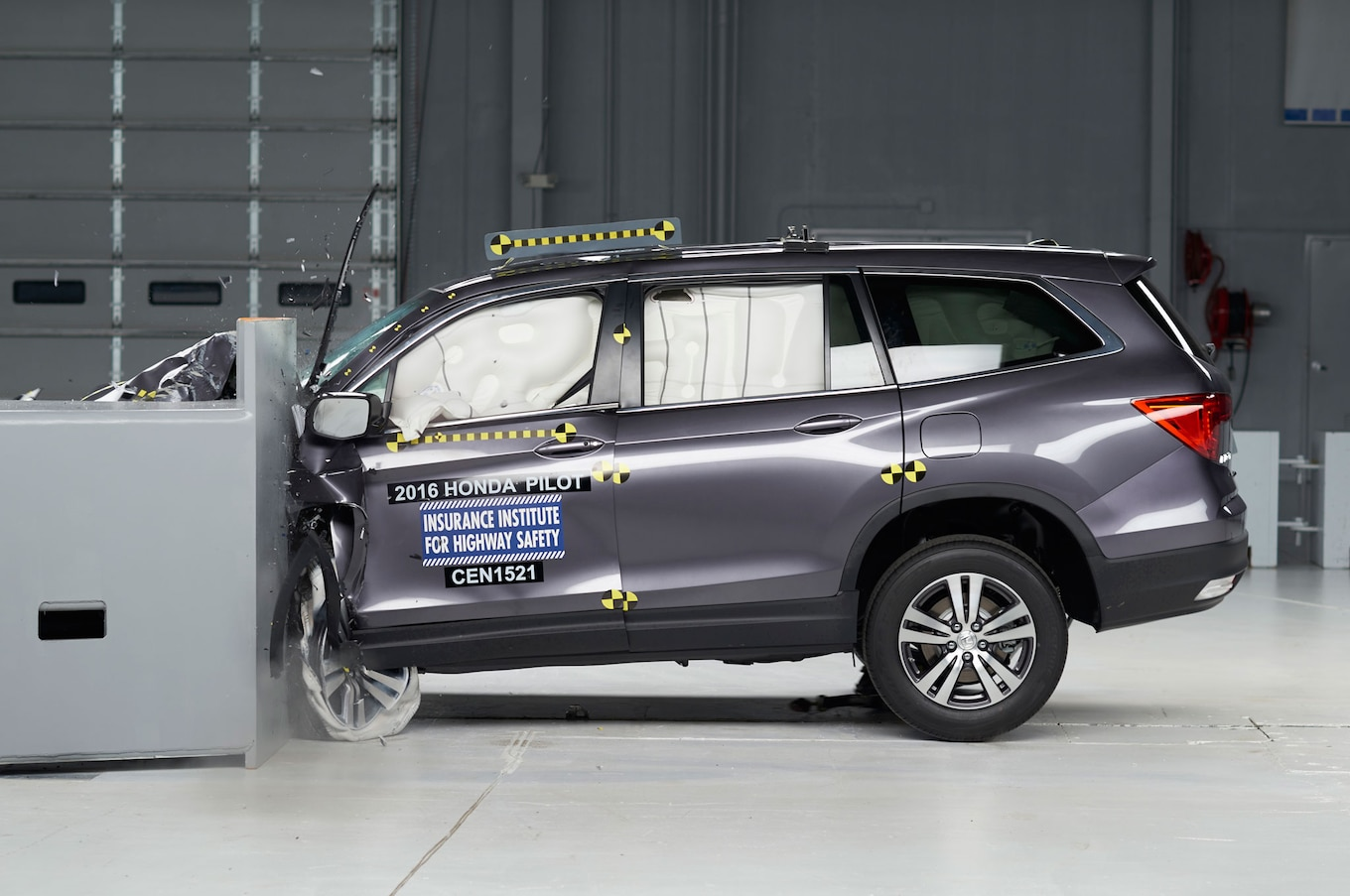 Console Informatique Fly 2016 Honda Pilot Named Top Safety Pick By Iihs W Video