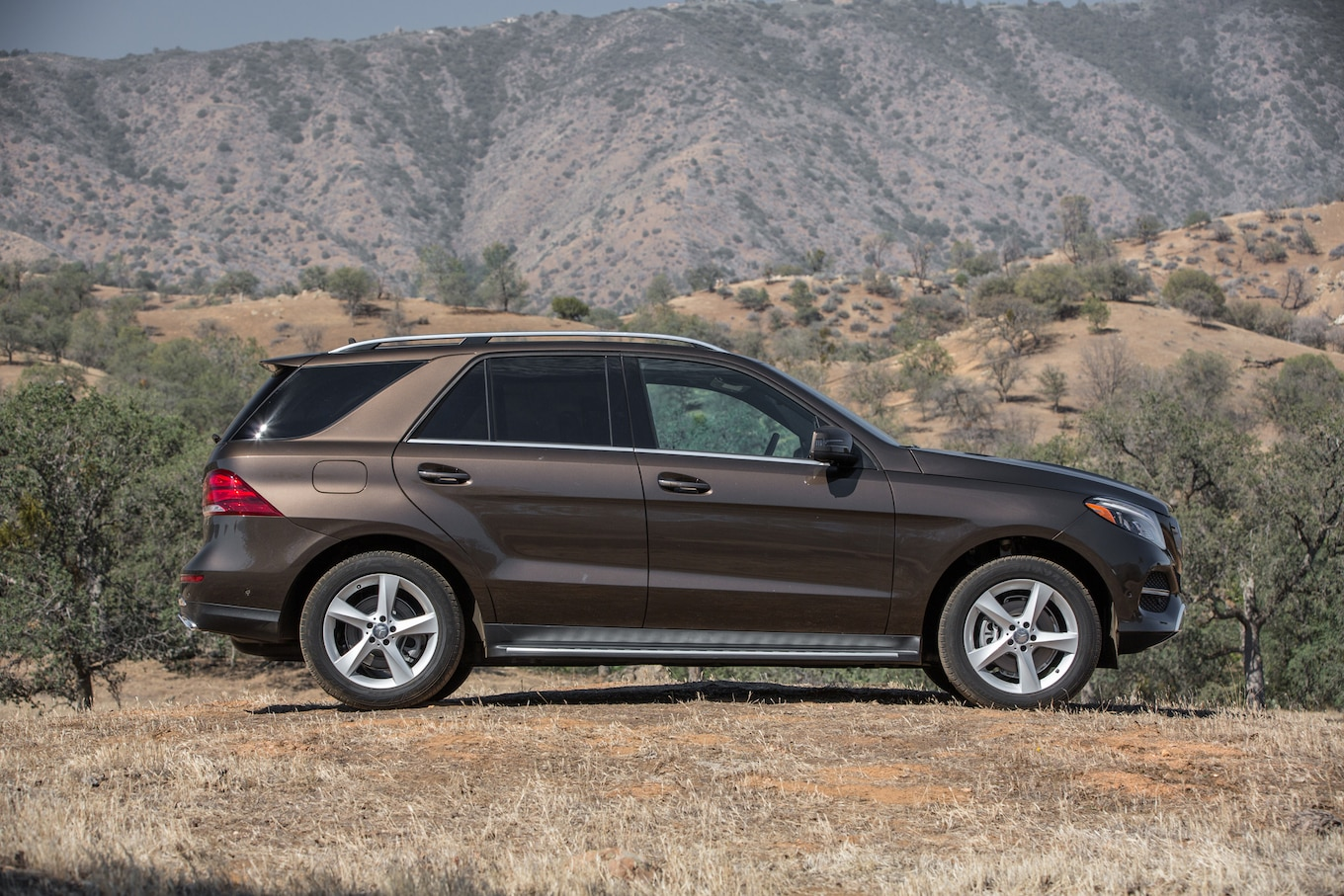Mercedes Suv 2016 Mercedes Benz Gle Class 2016 Motor Trend Suv Of The Year