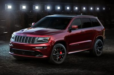 37,000 2016 Jeep Grand Cherokee SUVs Being Recalled for Shifter Issue
