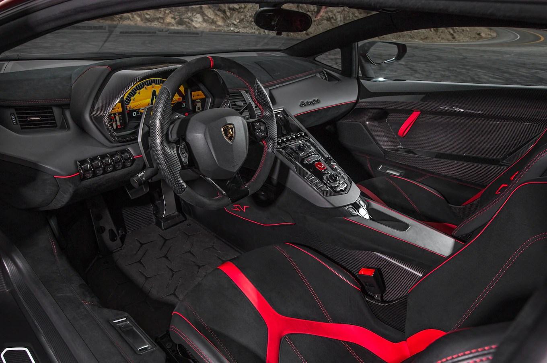 Car Curvy Road Wallpaper 2015 Lamborghini Aventador Sv First Test Review