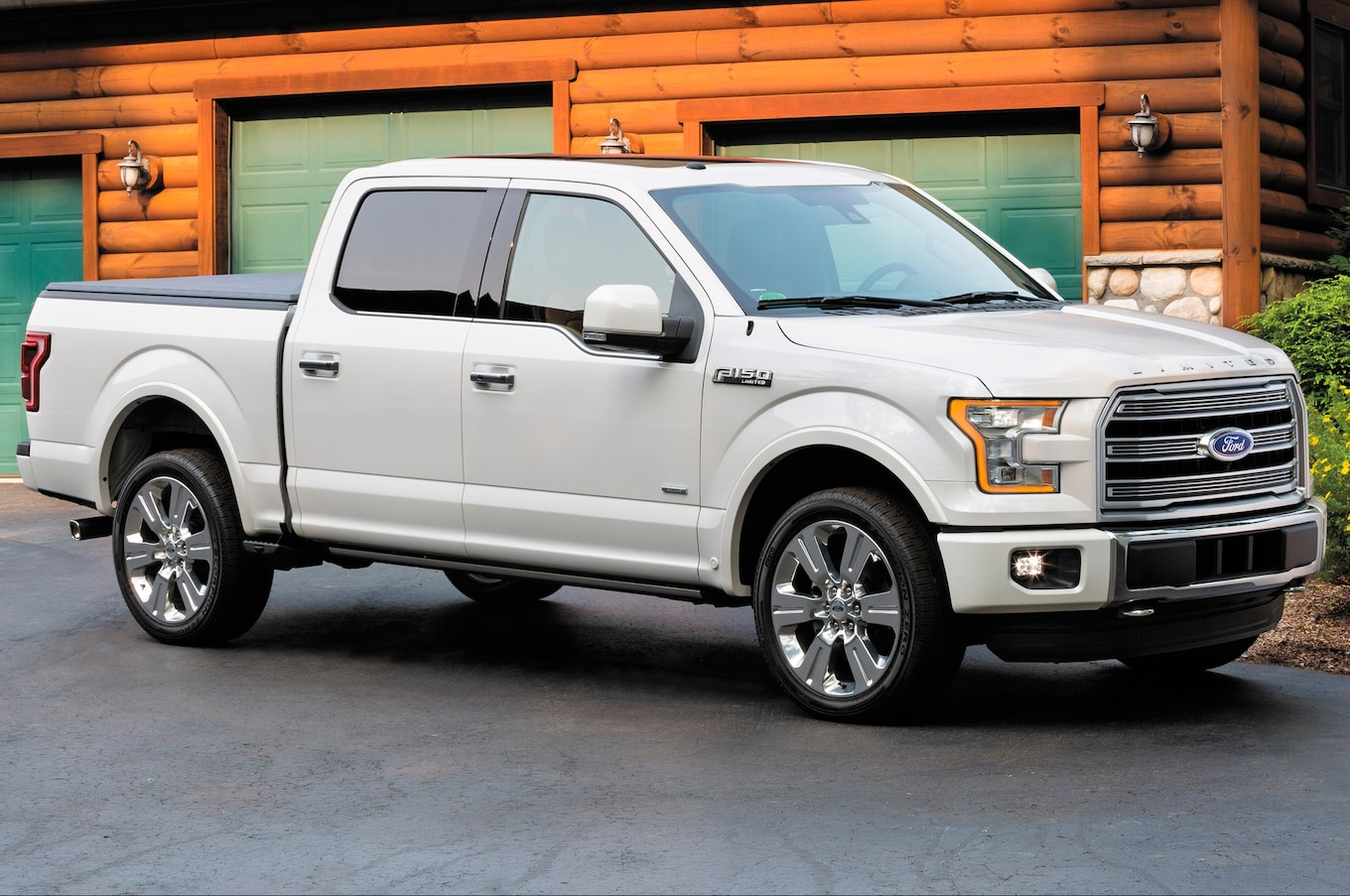 Ford F150 4x4 2016 Ford F 150 Limited 4x4 First Test Blackwood S Revenge