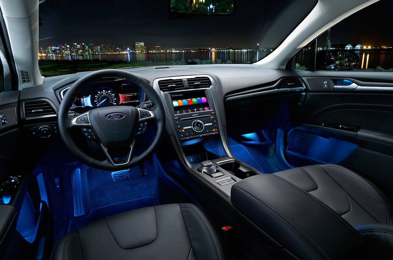 2016 ford mustang interior u s news amp world report - 2016 Ford Fusion Hybrid 2017 2018 Best Cars Reviews