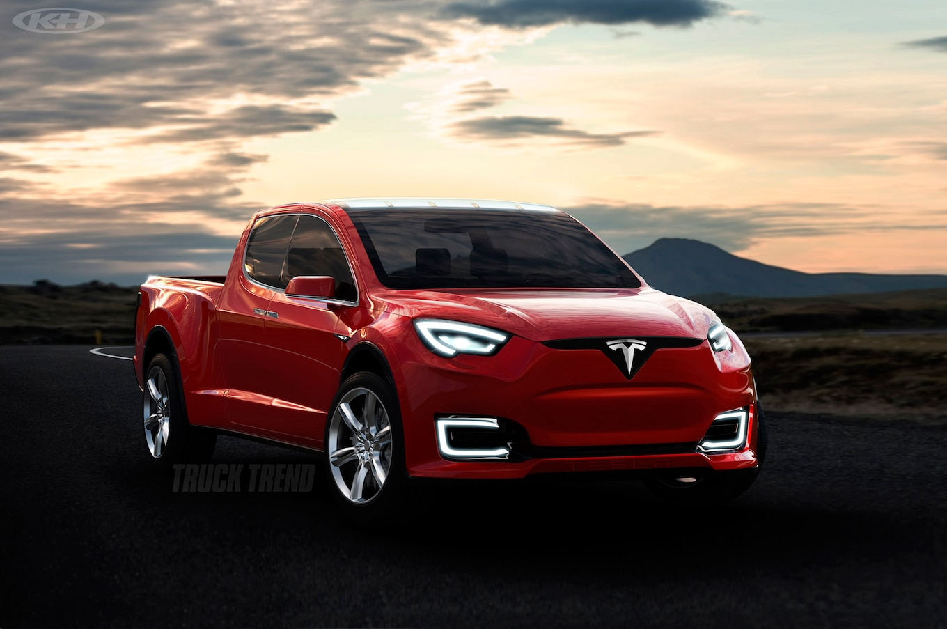 Future Cars 2018 Wallpapers Tesla Still Plans To Build A Pickup Truck Elon Musk Says