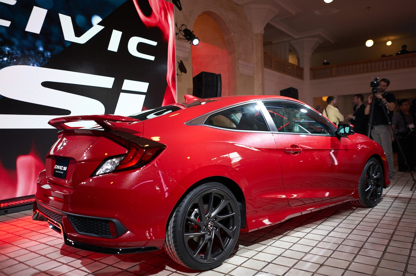 Lowrider Car Wallpaper 6 Things We Learned About The Upcoming 2017 Honda Civic Si
