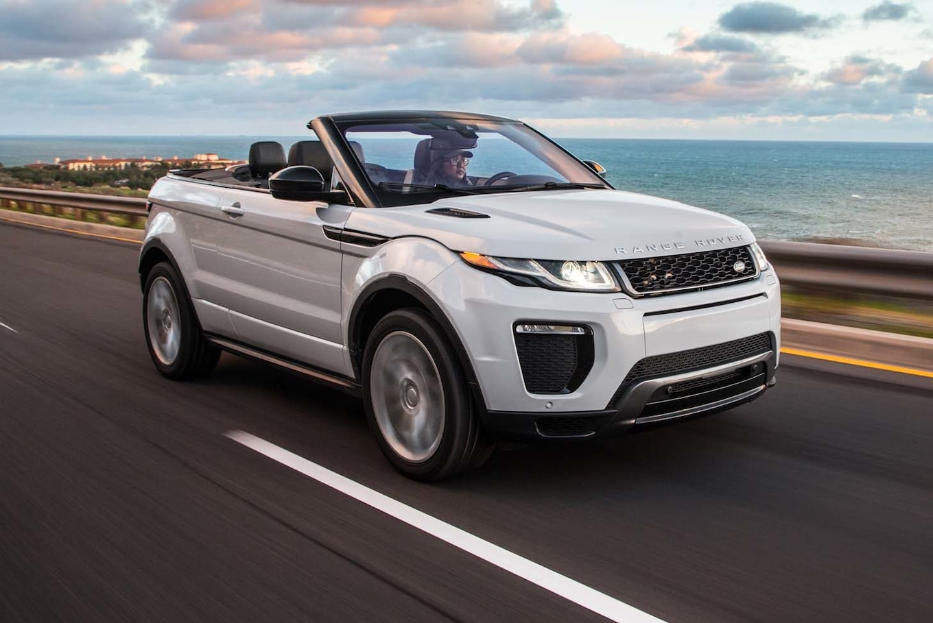 But Convertible 2017 Range Rover Evoque Convertible First Test It S Cool But