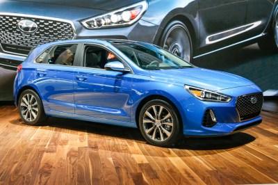 2018 Hyundai Elantra GT First Look - Motor Trend