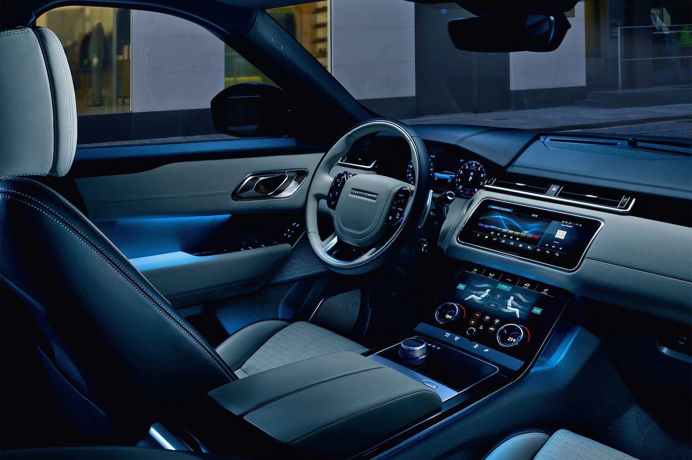 Landrover Range Rover Evoque 11 2011 White Auto Electrical Wiring Prestolite 8rg3008 24 Volt Alternator Diagram 2018 Land Velar First Look