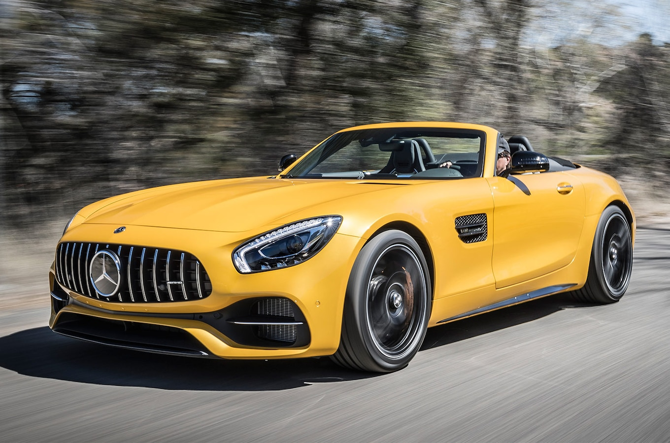 Mercedes Amg Gt C Roadster 2017 2018 Mercedes Amg Gt Roadster And Gt C Roadster First Drive Review