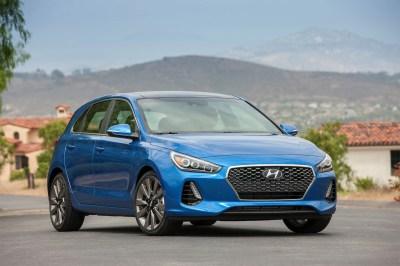 2018 Hyundai Elantra GT First Drive Review