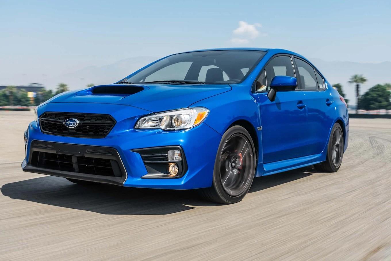 Subaru Impreza Wallpaper Hd 2018 Subaru Wrx First Test Review Motor Trend