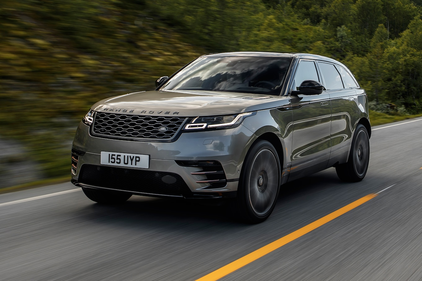 Range Rover Car Wallpaper 2018 Range Rover Velar V 6 First Drive Review