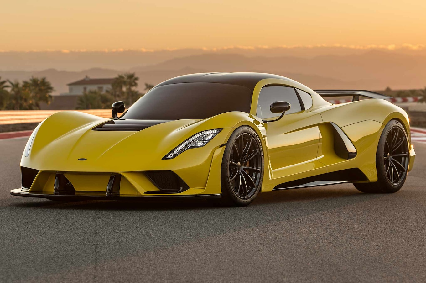 2018 Hennessey Venom F5 1 6 Million Hennessey Venom F5 Debuts With More Than 1 600 Hp