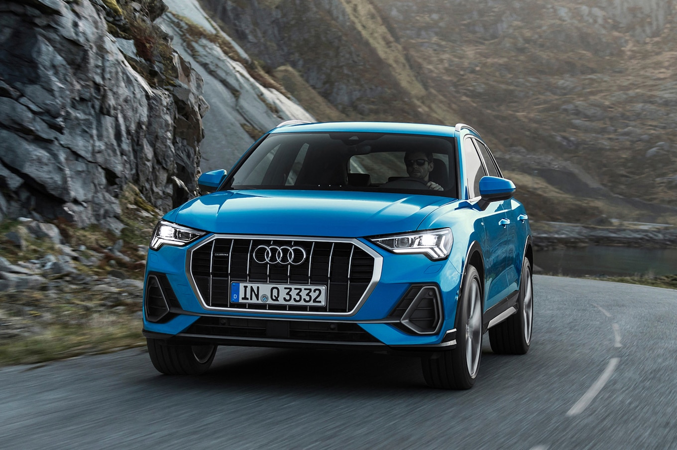 Garage Audi Tours 2019 Audi Q3 First Look Much More Modern Motortrend