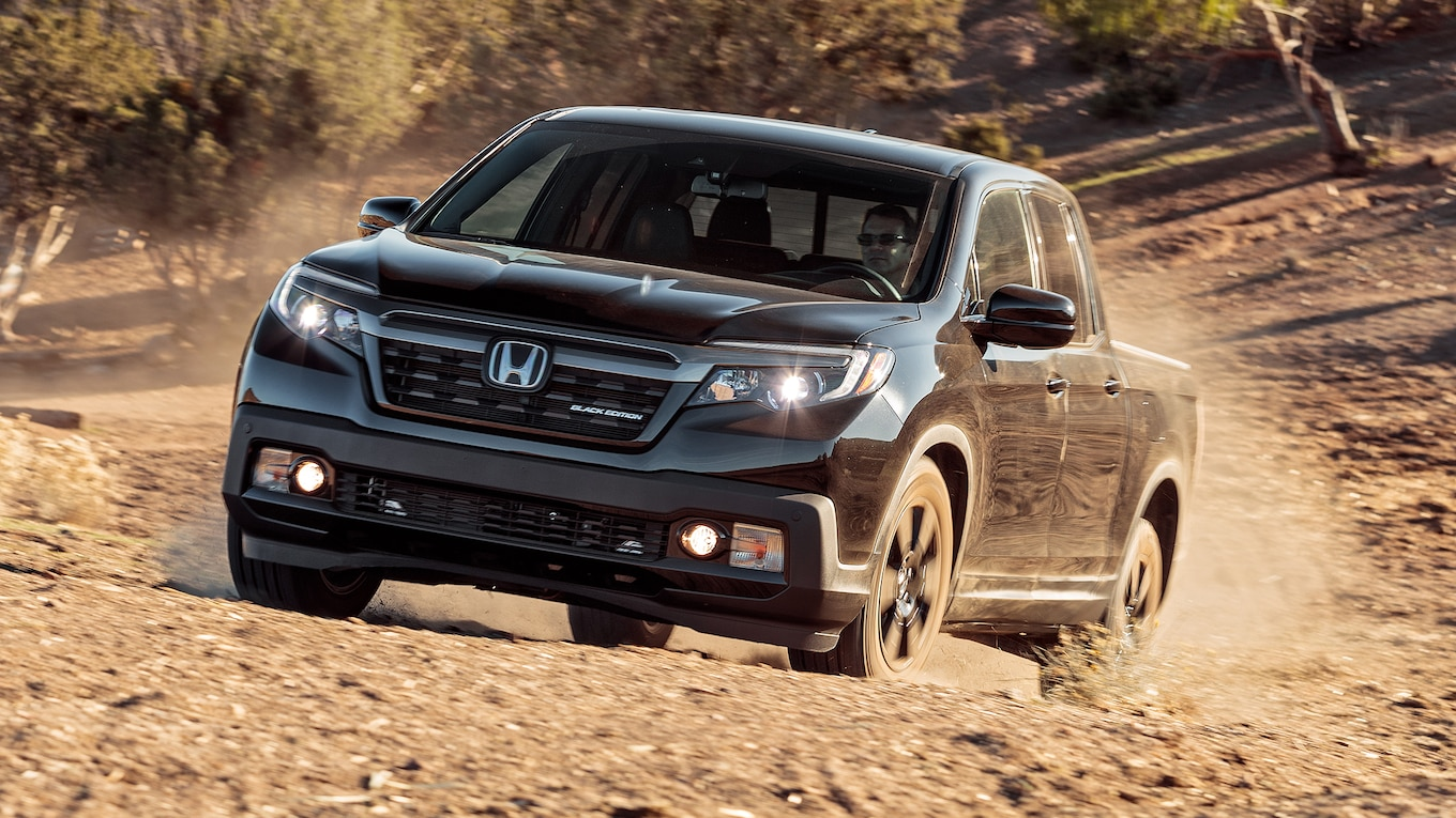 Garage Honda Sion Chevrolet Colorado Vs Ford Ranger Vs Honda Ridgeline Vs Toyota