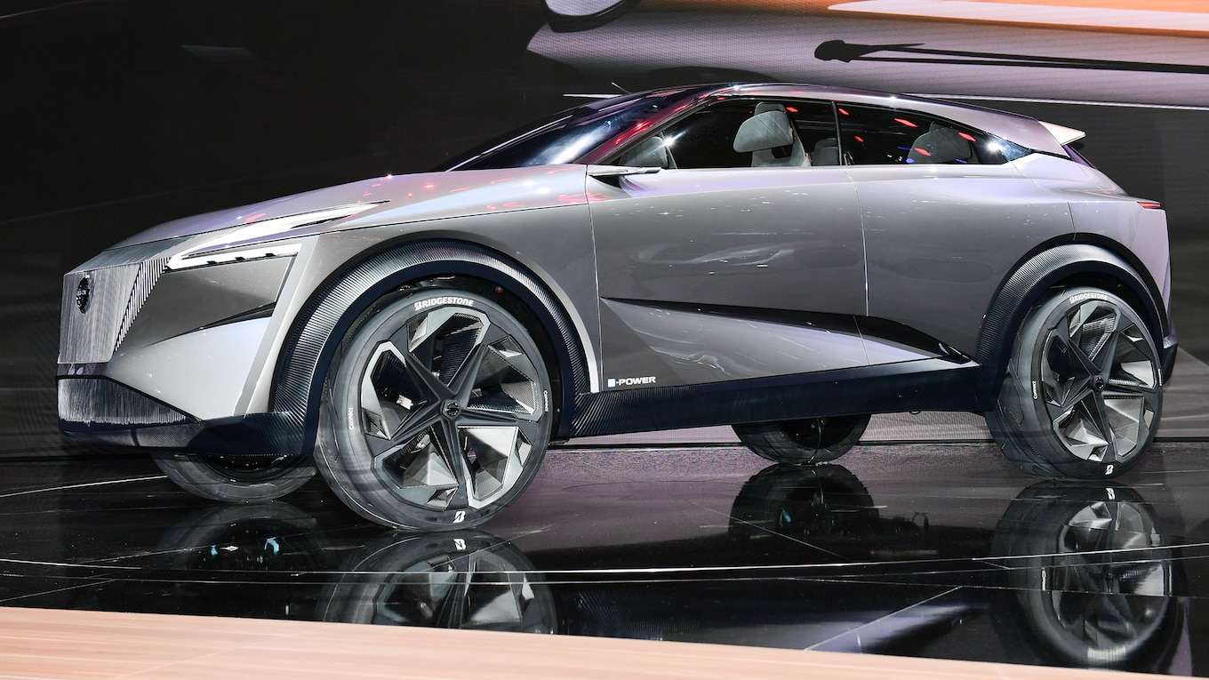 Cuv Car Nissan Imq Concept First Look Gt R Killing Cuv Motortrend