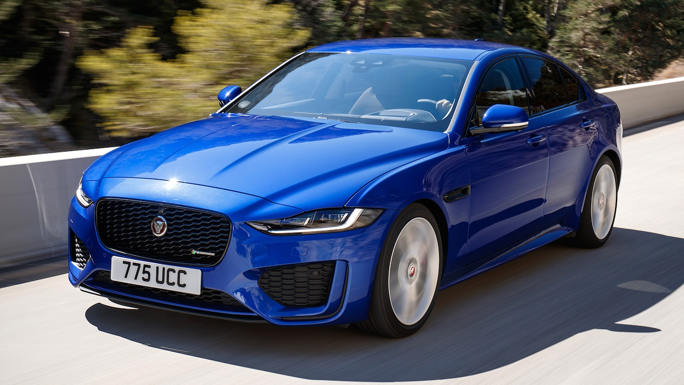 Jaguar Xe Engine 2020 Jaguar Xe First Drive More Than One Way To Skin A Cat