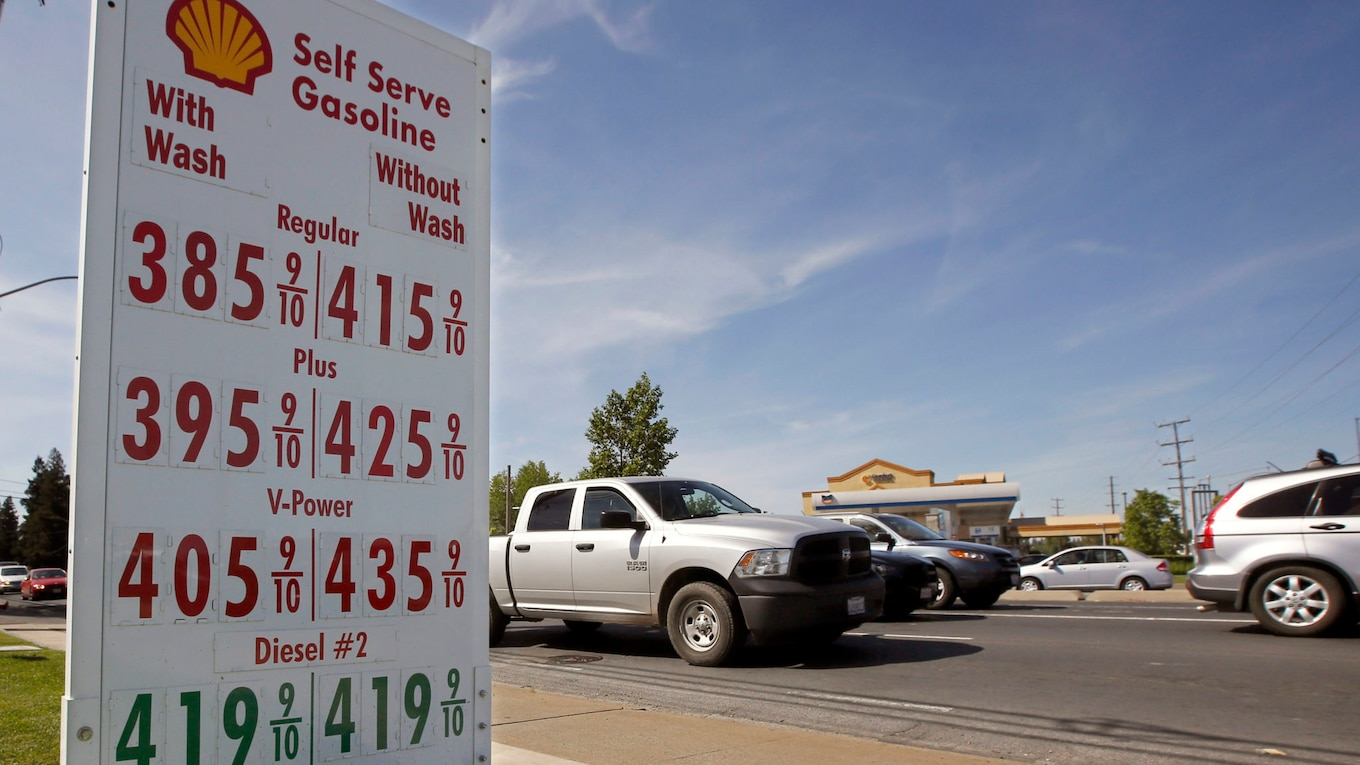 Gas Road Trip Gas Prices Will Be Higher Than Expected This Summer U S