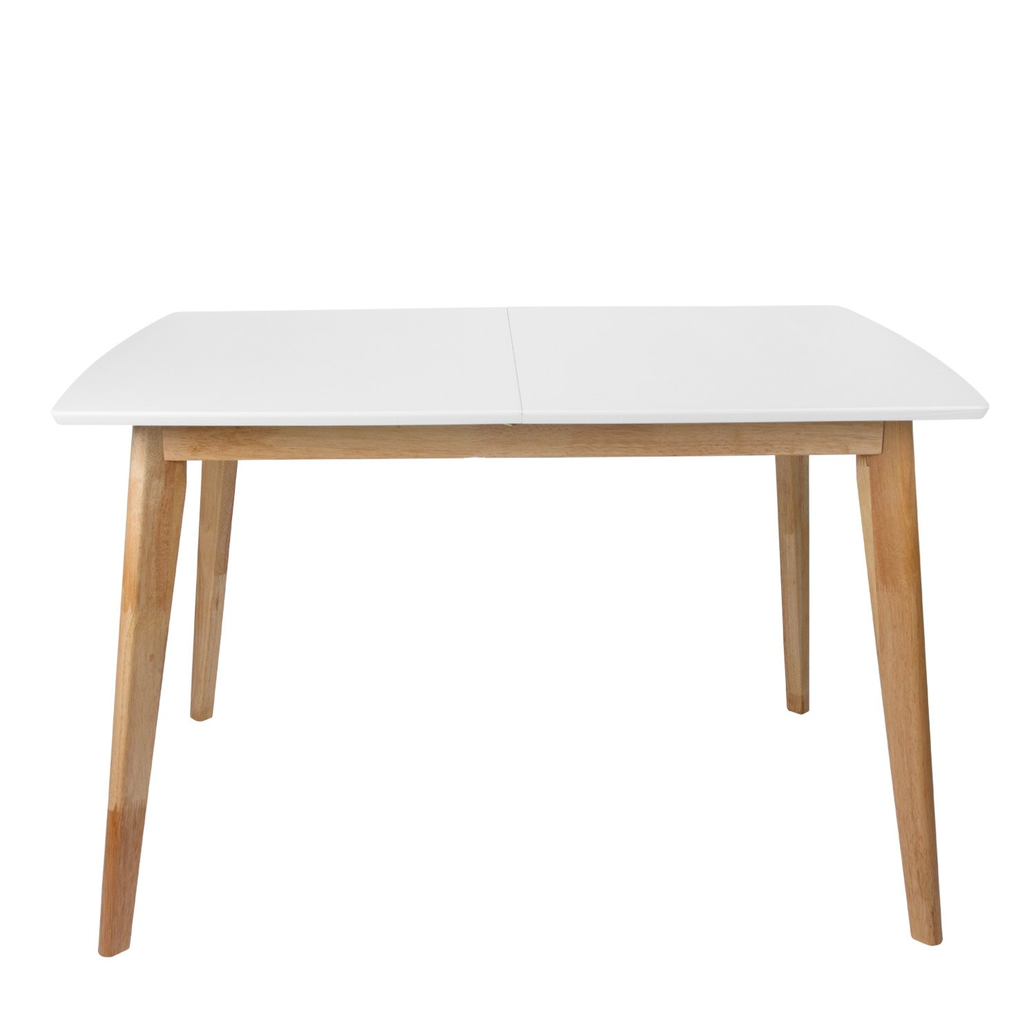 Comprar Sillas De Comedor Baratas Table Nordique Extensible Table Blanche En Bois Extensible