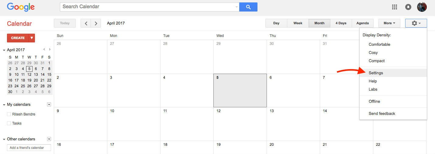 Desktop Calendars That Sync With Google Calendar 7 Ways To View Google Calendar On Your Windows Desktop Vivo Ipl 2017 Here's How To Ensure You Never Miss A T20