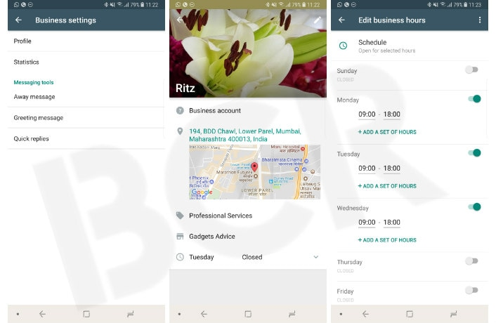 WhatsApp Business How to register, set up and use features of the - how to make business profile
