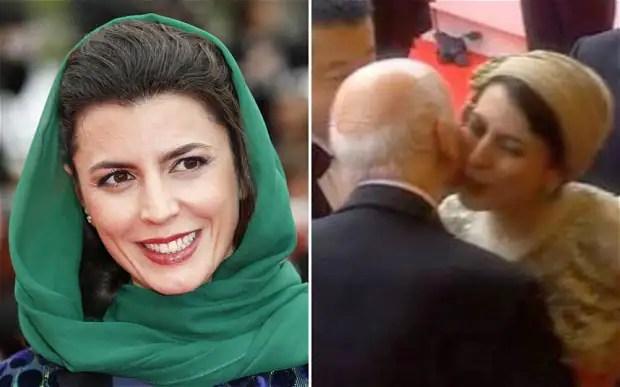 Iran Beautiful Girl Wallpaper Iranian Heroine Leila Hatami Apologises For Kissing Gilles