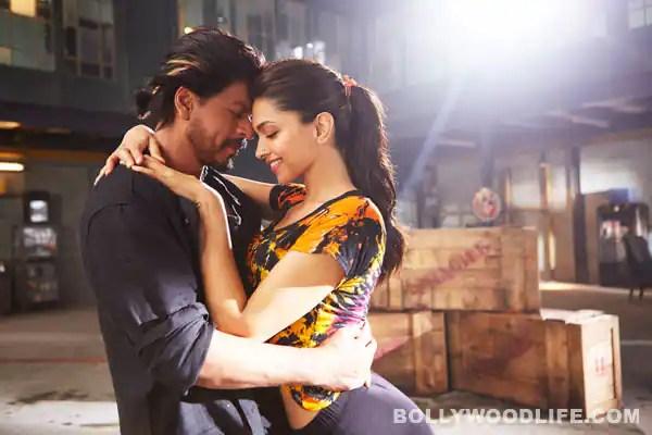 Srk 3d Wallpaper Shah Rukh Khan Deepika Padukone S Happy New Year Song