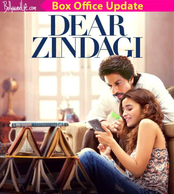 Collection Judwaa 2 Dear Zindagi Box Office Collection Day 4 Shah Rukh Khan