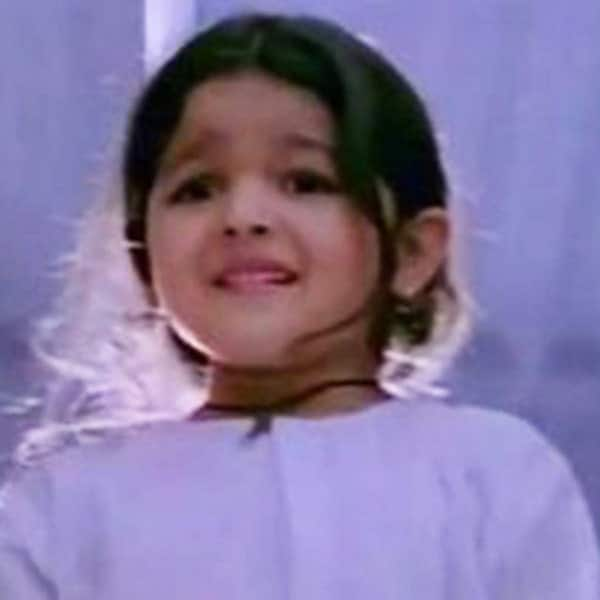 Sweet Cute Wallpapers Can You Recognise Alia Bhatt In These Childhood Pics