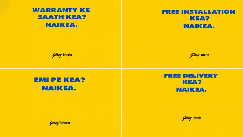 Godrej Interio\u0027s Latest Ads Take a Dig at IKEA, Smart Ambush